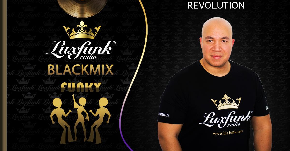 Revolution (Luxfunk DJ)