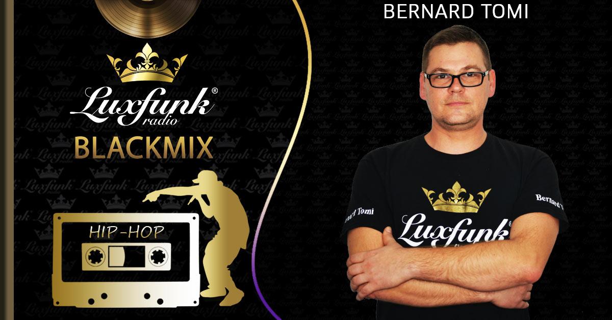 Bernard Tomi (Luxfunk DJ)