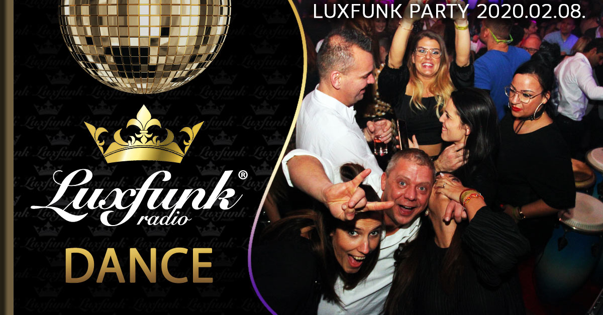 Luxfunk Party 202.02.08.