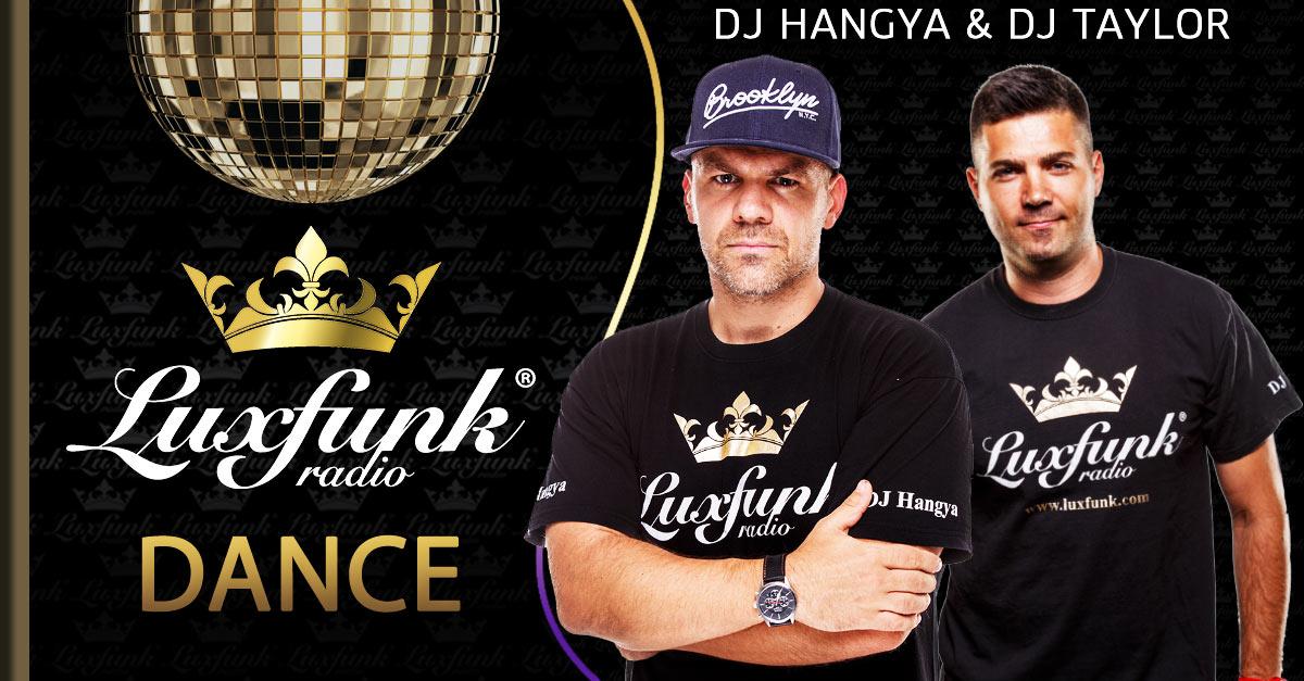 DJ Hangya DJ Taylor (Luxfunk DJ-k)