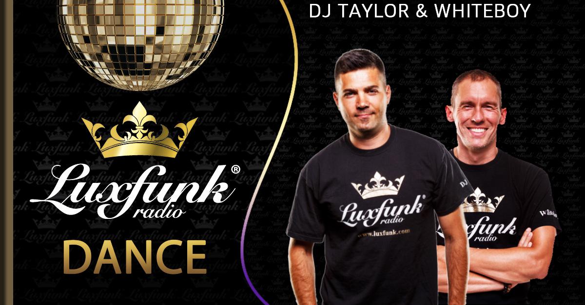 Dj Taylor és Whiteboy (Luxfunk DJ-k)