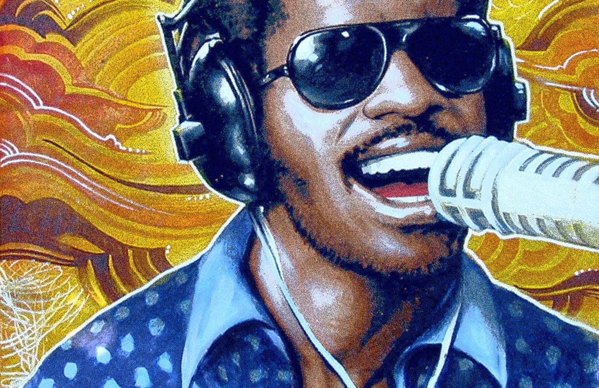Május 21. – No.1 Stevie Wondertől