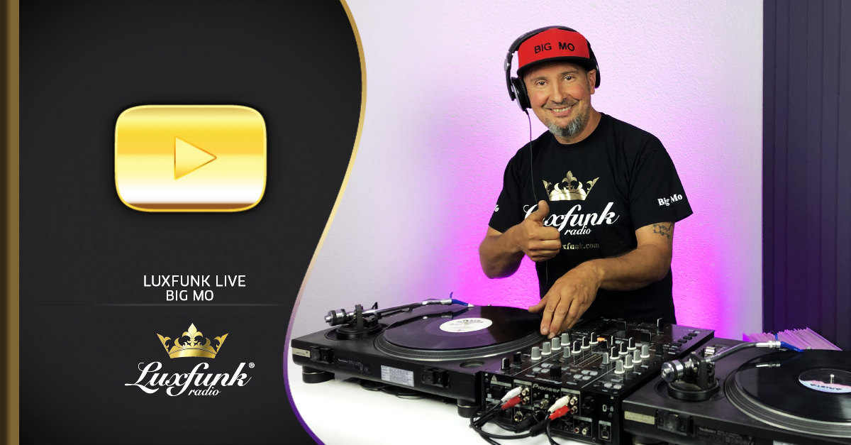 Luxfunk Live: Big Mo – 2020.10.17 – Hip-Hop