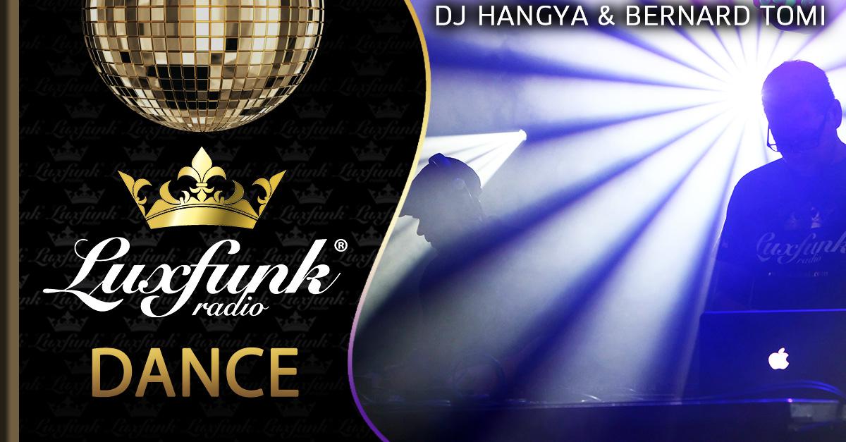 Bernard Tomi és DJ Hangya (Luxfunk DJ-k)
