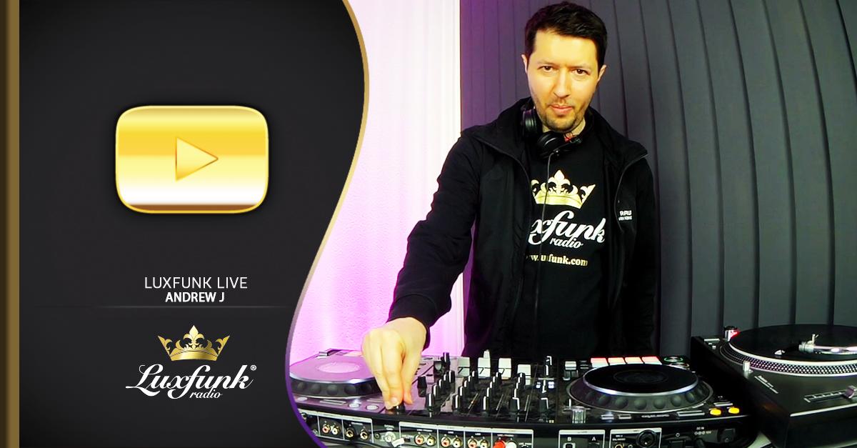 Andrew J (Luxfunk DJ)