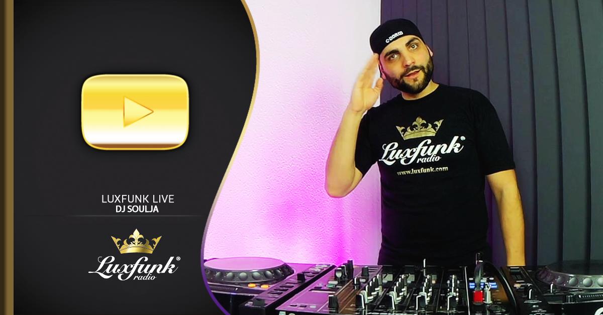 DJ Soulja – 2021.04.17 – RnB Classic