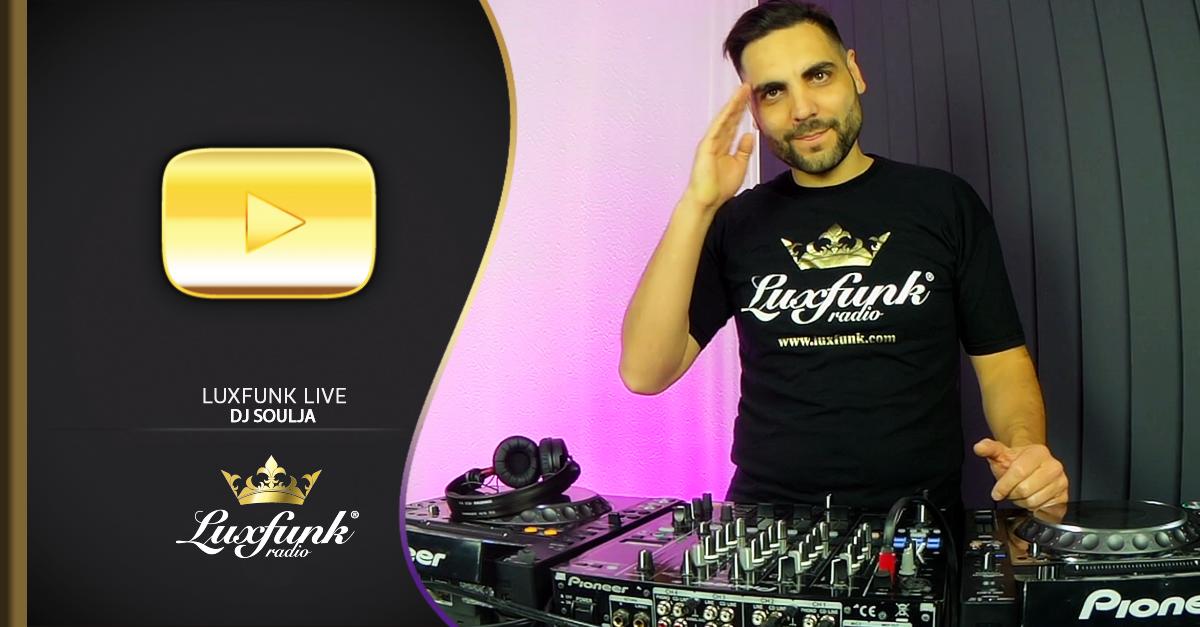 DJ Soulja – 2021.07.03 – Soul Essentials