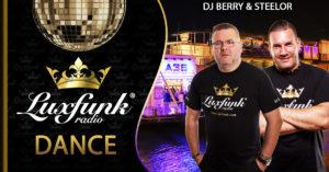 Luxfunk Party az A38 Hajón DJ Berryvel és Steelorral